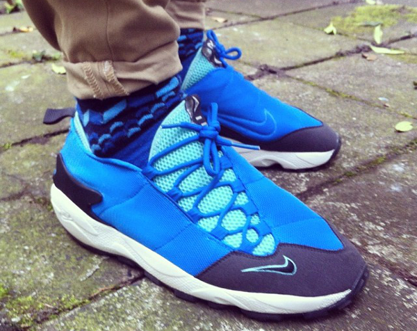 Nike Air Footscape Italy Blue - Roy Sands