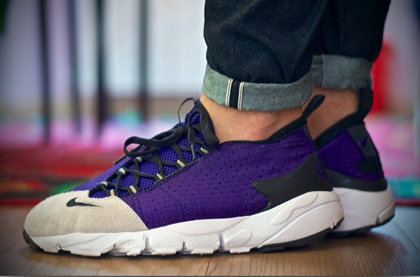 Nike Air Footscape Motion Court Purple - Zio_ulde