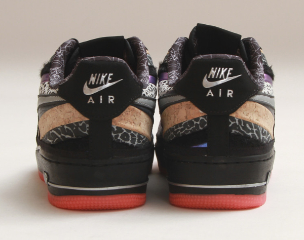 Nike Air Force 1 Low Comfort Crescent City Quickstrike 6
