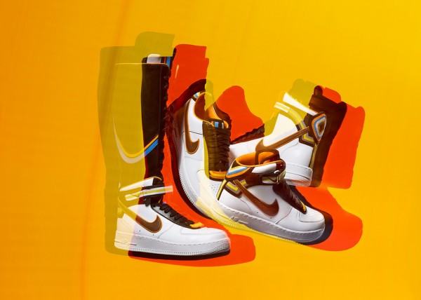Nike Air Force 1 x Riccardo Tisci White (1)