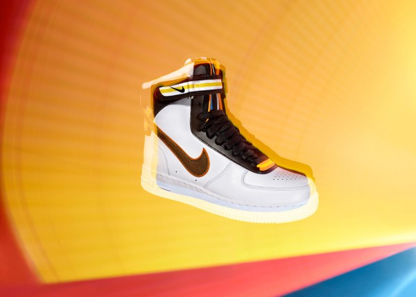 Nike Air Force 1 x Riccardo Tisci White (3)
