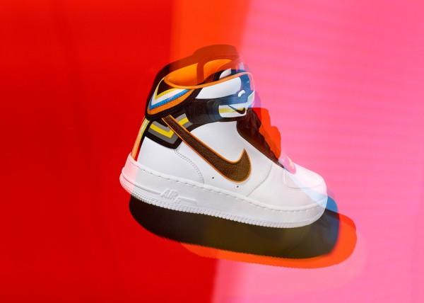 Nike Air Force 1 x Riccardo Tisci White (4)