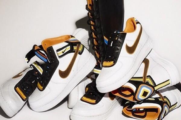 Nike Air Force 1 x Riccardo Tisci White (5)
