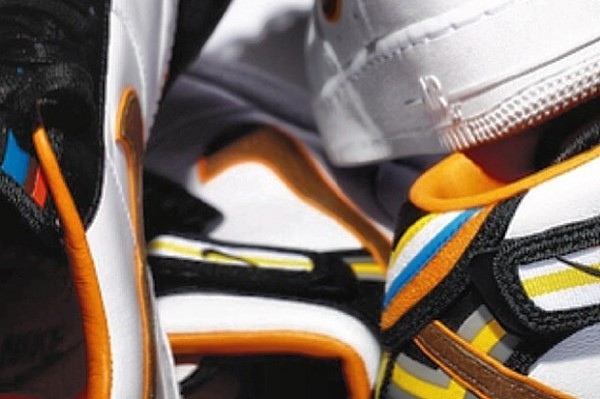 Nike Air Force 1 x Riccardo Tisci White (6)