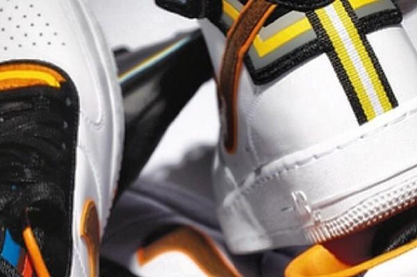 Nike Air Force 1 x Riccardo Tisci White (7)
