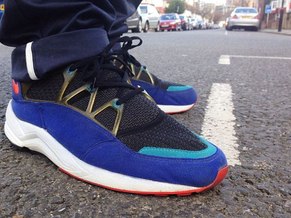 Nike Air Huarache Light Ultramarine - Beanadetto