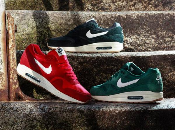 Nike Air Max 1 Essential Suede printemps 2014 (2)