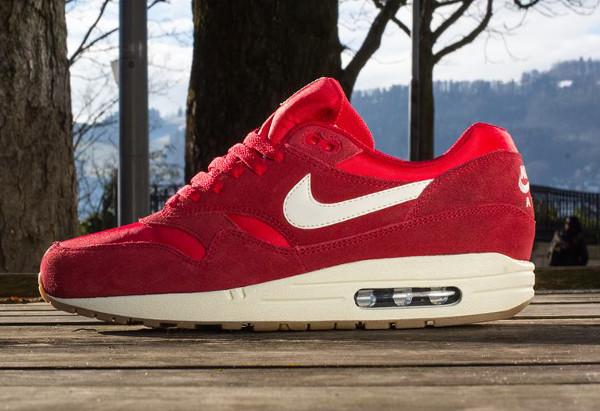 Nike Air Max 1 Essential Suede printemps 2014 (4)
