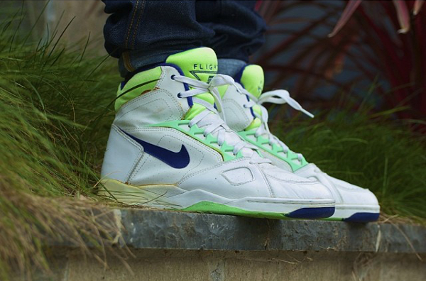 Nike Air Sabre Flight - Sneakersnkitties