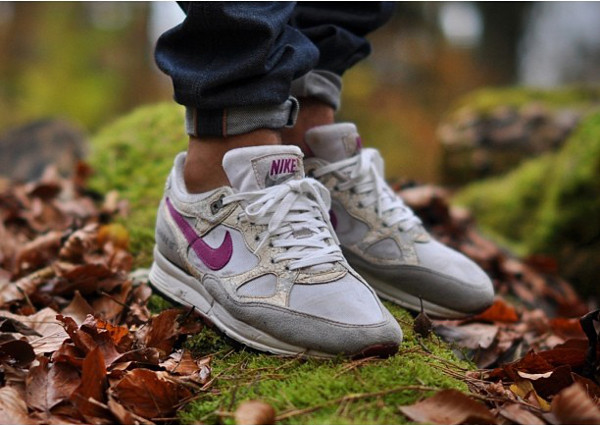 Nike Air Span -Brooro