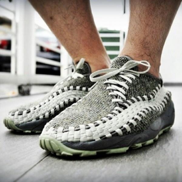 Nike Air Woven Footscape Harris Tweed - Deadmar5h