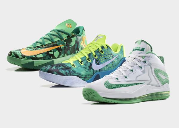 Nike Basketball Easter 2014
