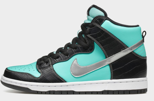 Nike Dunk High SB Tiffany (1)
