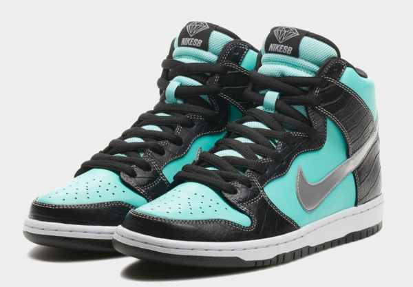 Nike Dunk High SB Tiffany (2)