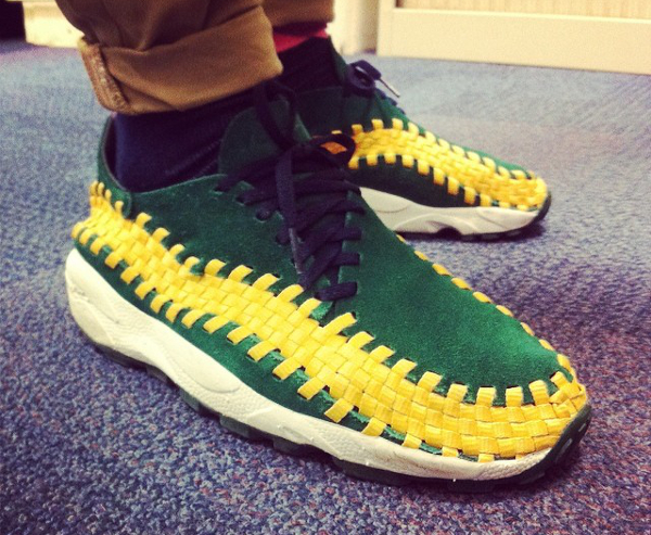 Nike Footscape Woven Australia - Sands_spinnin