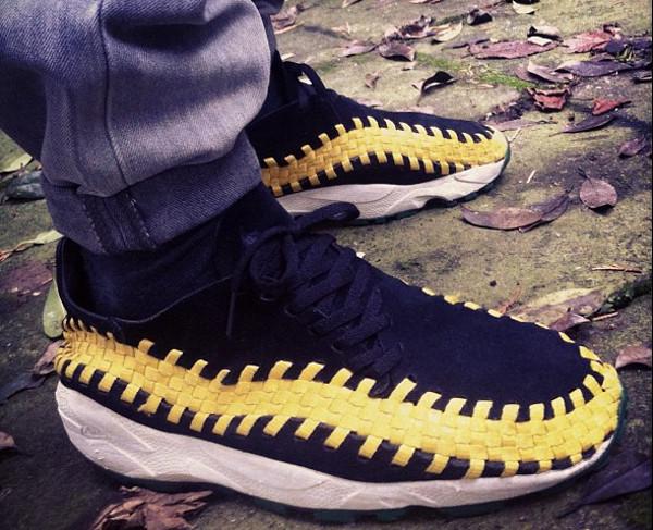 Nike Footscape Woven Brazil sample - Sands_spinnin