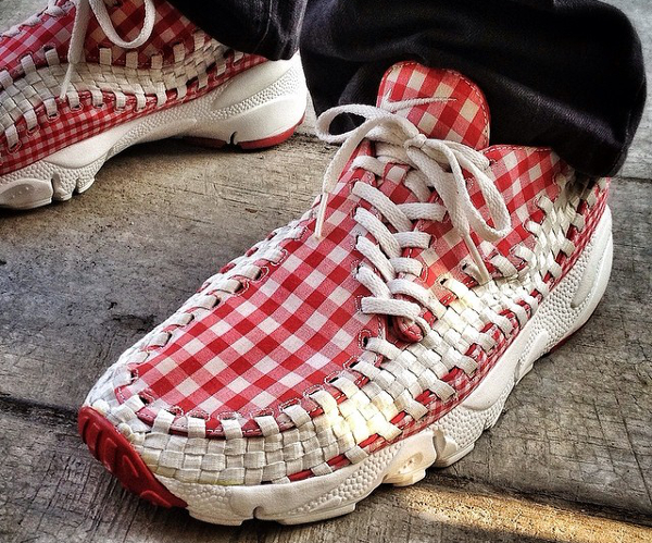 Nike Footscape Woven Gingham - Jpaoram