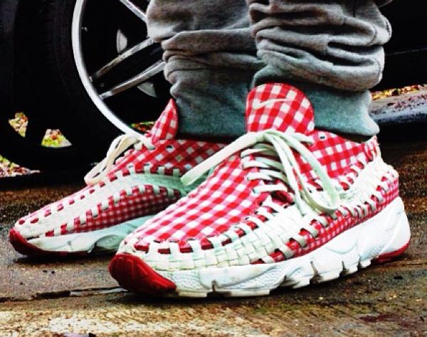 Nike Footscape Woven Gingham - Kofromatatf