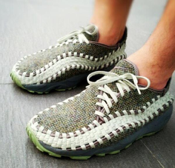 Nike Footscape Woven Harrison Tweed - Deadmar5h