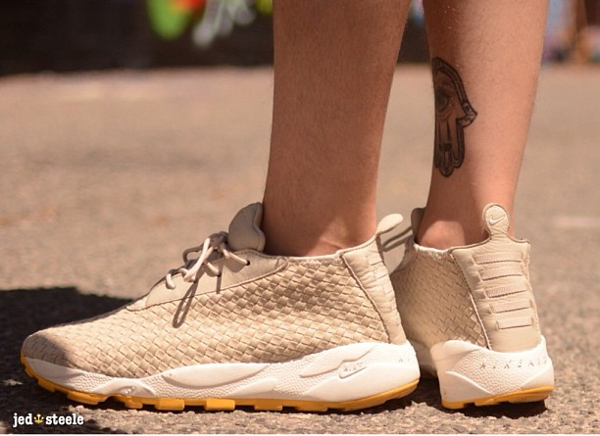 Nike Footscape Woven x Fragment - Jed_steele