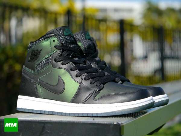 Nike SB Jordan 1 QS Black Silver (2)