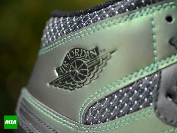 Nike SB Jordan 1 QS Black Silver (3)