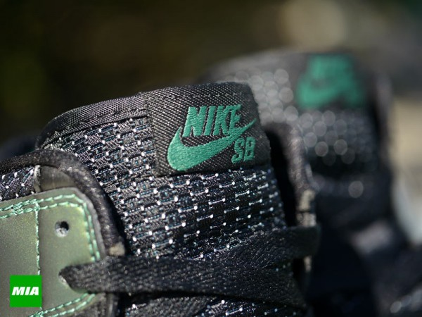 Nike SB Jordan 1 QS Black Silver (5)