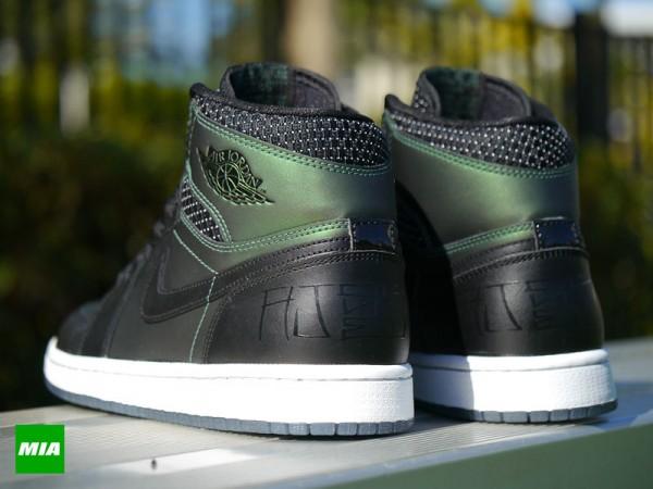 Nike SB Jordan 1 QS Black Silver (6)