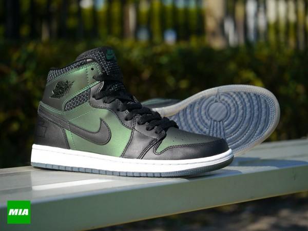 Nike SB Jordan 1 QS Black Silver (9)