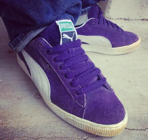 Puma Suede Purple 1994 - N2tha0