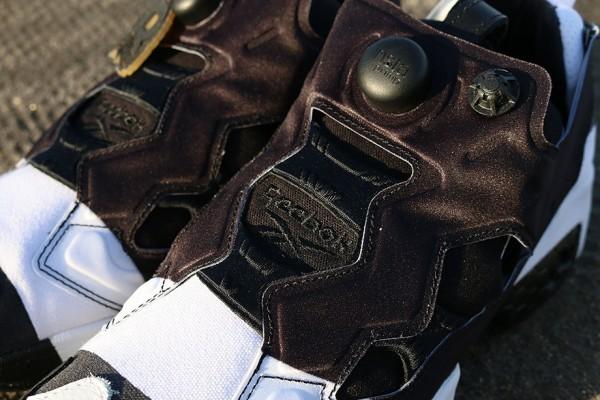 Reebok Insta Pump Fury : 24 Kilates, Stash, Limited EDT, Politics & End Clothing