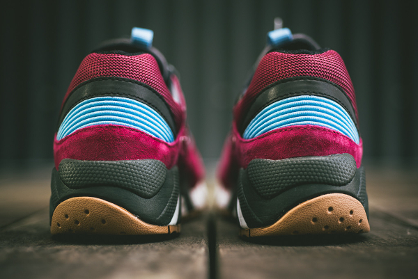 Saucony Grid 9000 Red Charcoal (7)
