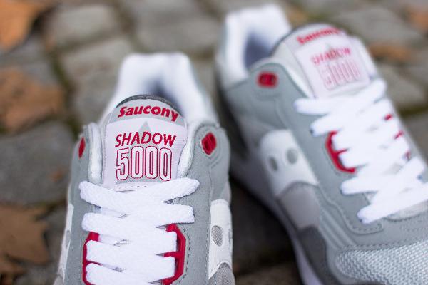 Saucony Shadow 5000 Grey (6)