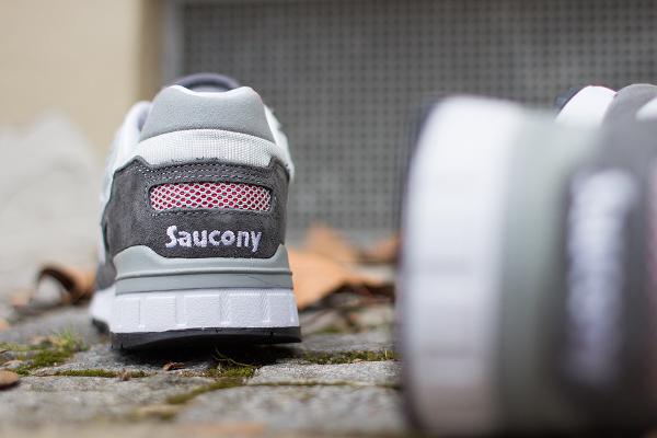 Saucony Shadow 5000 Grey (7)