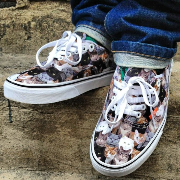 Vans Authentic x ASPCA