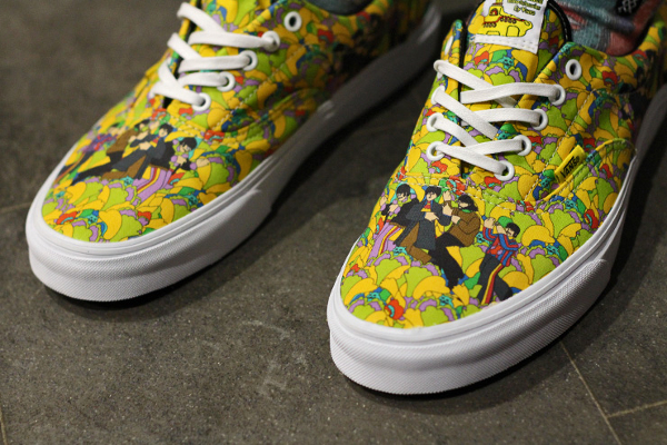 Vans Era x Beatles Garden True White (3)