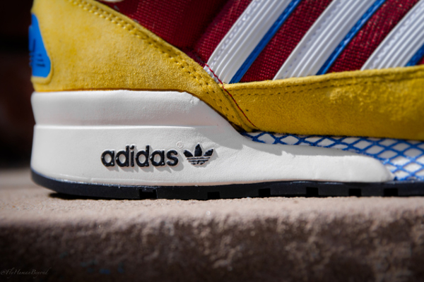 Adidas ZX 710 Yellow Red (1)