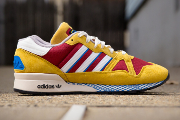 Adidas ZX 710 Yellow Red (2)