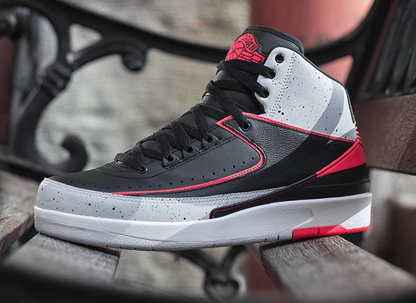 Air Jordan 2 Infrared 23 (2)