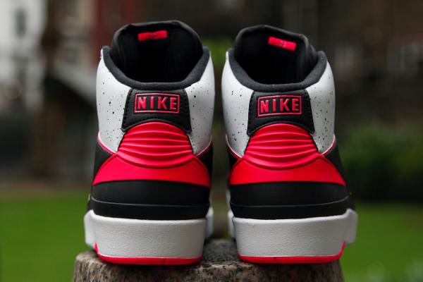 Air Jordan 2 Infrared 23 (5)