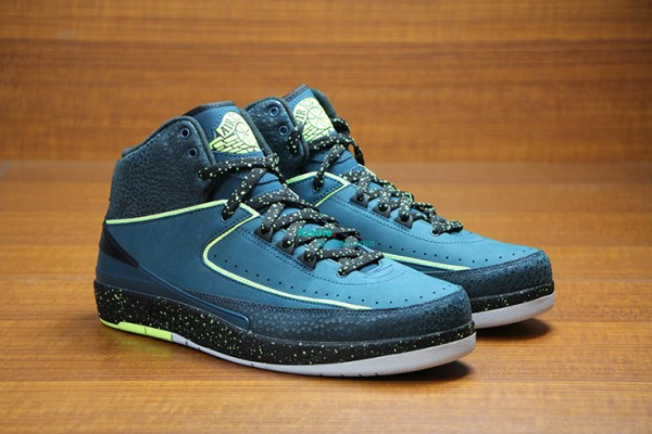 Air Jordan 2 Nightshade (2)