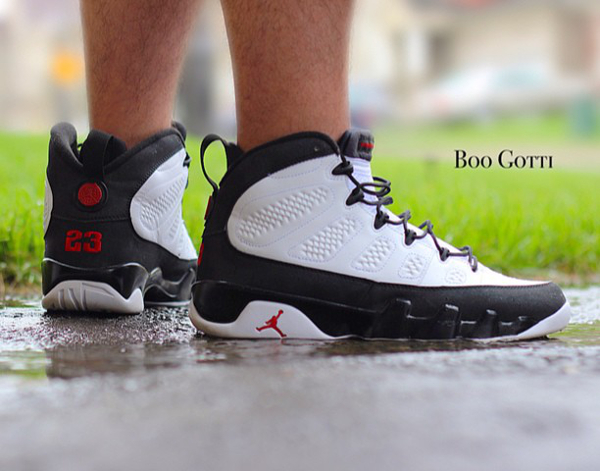 Air Jordan 9 CDP - Boo_gotti