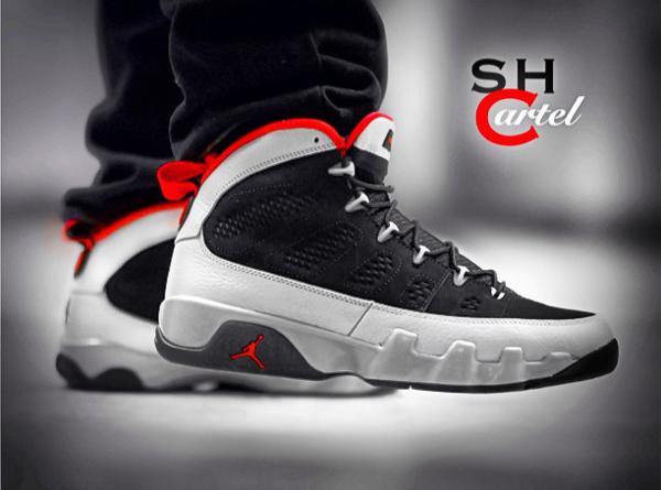 Air Jordan 9 Johnny Kilroy - Boo_gotti