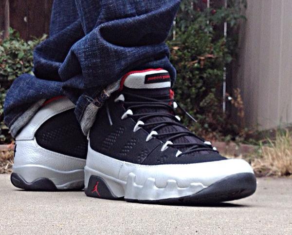 Air Jordan 9 Johnny Kilroy - Mudville_sole