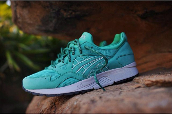 Asics Gel Lyte 5 x Ronnie Fieg Mint Leaf (1)