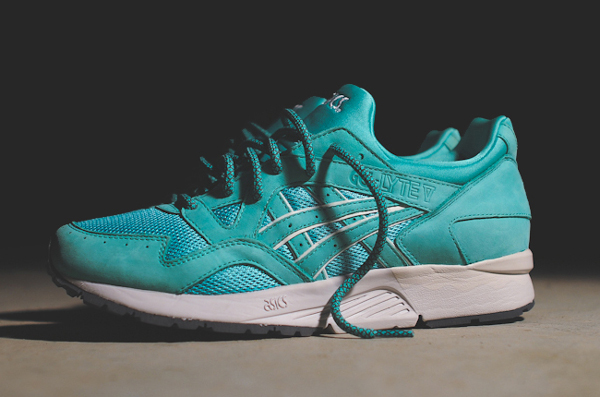 Asics Gel Lyte 5 x Ronnie Fieg Mint Leaf (3)