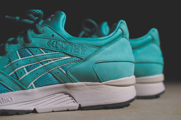 Asics Gel Lyte 5 x Ronnie Fieg Mint Leaf (5)