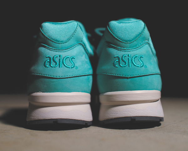 Asics Gel Lyte 5 x Ronnie Fieg Mint Leaf (6)