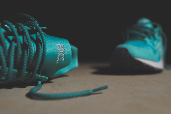 Asics Gel Lyte 5 x Ronnie Fieg Mint Leaf (8)
