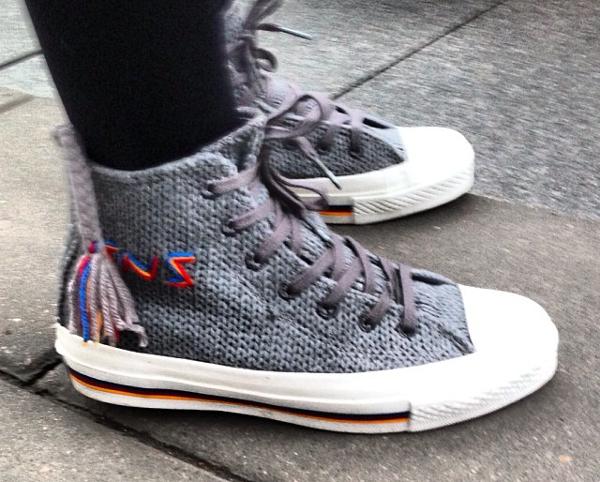 Converse All Star x Sneakersnstuff Lovikka - Rebeqah
